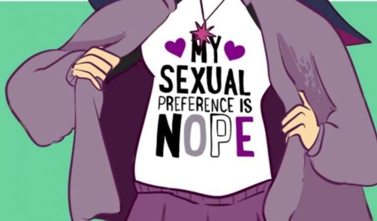 Πώς είναι η ζωή ενός α-σέξουαλ