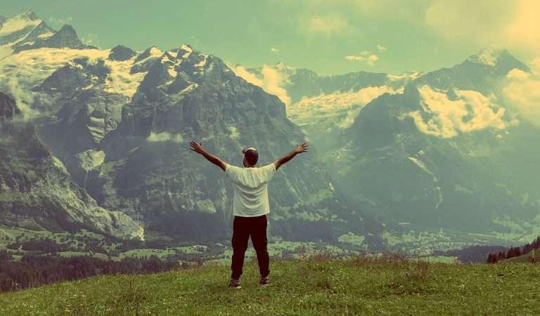 Το ταξίδι μου στην Ελβετία κάτω από την τρομοκρατία του κορωνοϊού!