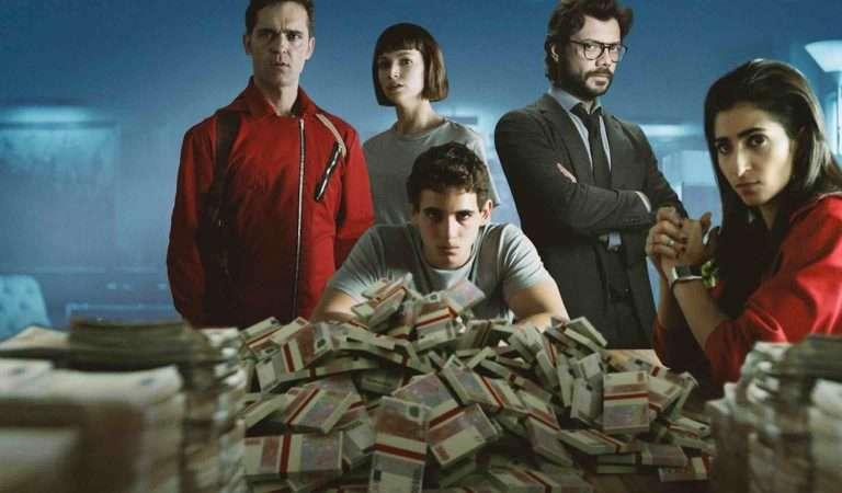 Το μελανό σημείο της περίφημης σειράς  «La casa de papel» που απογοήτευσε τους  ειδήμονες  της οικονομίας!