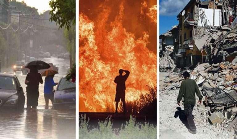 5 χώρες που κινδυνεύουν από φυσικές καταστροφές