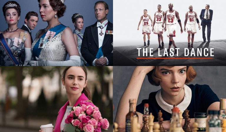 5 σειρές του Netflix που έκλεψαν τις εντυπώσεις το 2020.