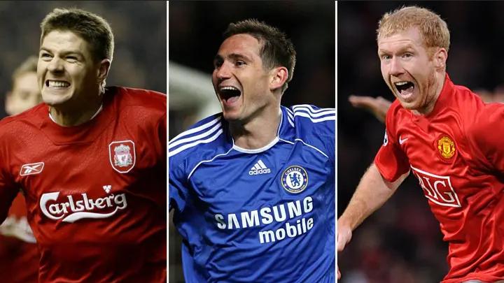 Frank Lampard Vs Paul Scholes Vs Steven Gerard: Ποιος είναι τελικά ο καλύτερος;
