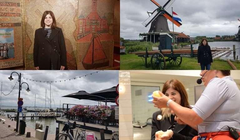 Μια μονοήμερη εκδρομή στην «παραδοσιακή» Ολλανδία.
