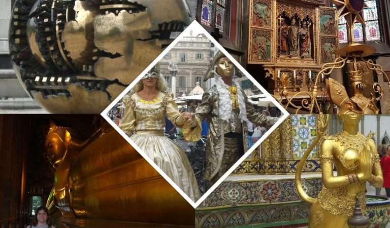 5 «χρυσές» φωτογραφίες από τα ταξίδια μου!